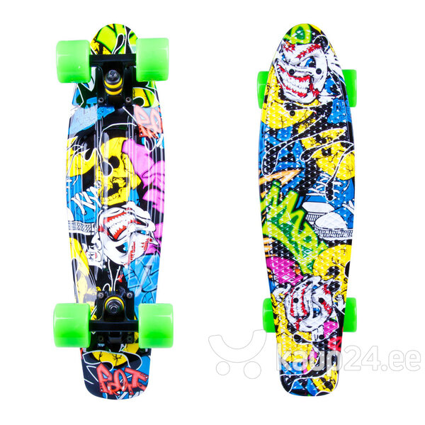 "Rula Pennyboard WORKER Colory 22"" Internetist"