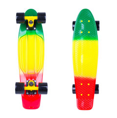 Скейтборд Penny board WORKER Sunbow 22""