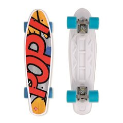 Скейтборд Penny board Street Surfing POP BOARD