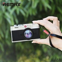 Akupank Remax RPP-31 Retro Photo Camera Design Design 10000 mAh, must