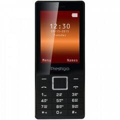 Mobiiltelefon Prestigio Muze B1 (PFP1280DUO), must