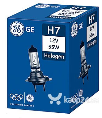 GE pirn H7 12V 55W цена и информация | Autopirnid | kaup24.ee