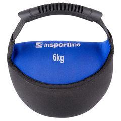 Весовой мяч inSPORTline Bell-bag 6 кг цена и информация | Гантели, диски, грифы | kaup24.ee