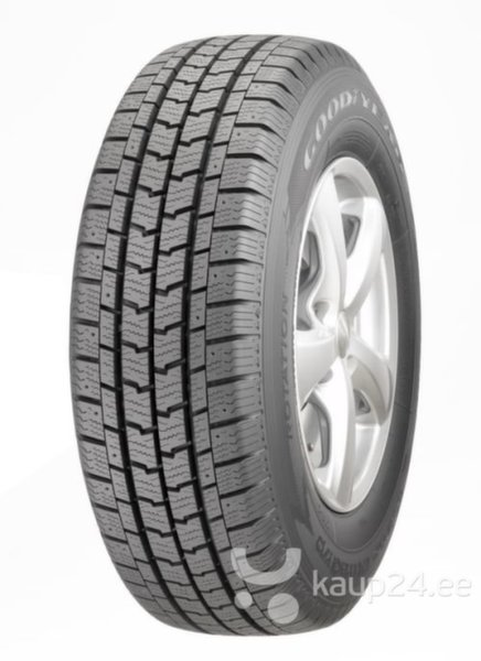 Goodyear Cargo Ultra Grip 2 235/65R16C 115 R цена и информация | Rehvid | kaup24.ee