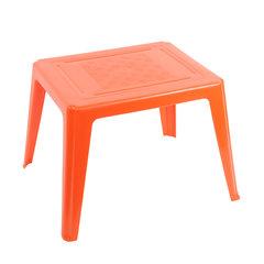 Laste plastiklaud, oranž