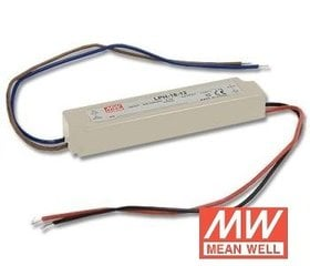 Toiteallikas 20W LED Mean Well 12V IP67