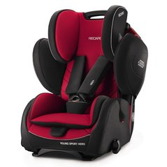 Автокресло Recaro Young Sport Hero,  Racing Red