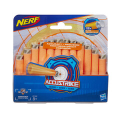 Padrunid NERF Accustrike,12 tk hind ja info | Poiste mänguasjad | kaup24.ee