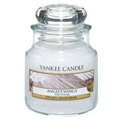 Lõhnaküünal Yankee Candle Angel Wings, 105 g hind ja info | Küünlad, küünlajalad | kaup24.ee