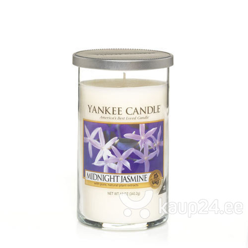 Lõhnaküünal Yankee Candle Midnight Jasmine, 340g