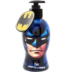 Laste dušigeel-šampoon DC Comics Batman 300 ml