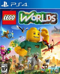 Mäng LEGO Worlds, PS4
