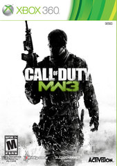 Mäng Call of Duty: Modern Warfare 3, Xbox 360