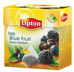 Tee LIPTON Püramiid, sinised marjad, 20 tk цена и информация | Kohv ja tee | kaup24.ee