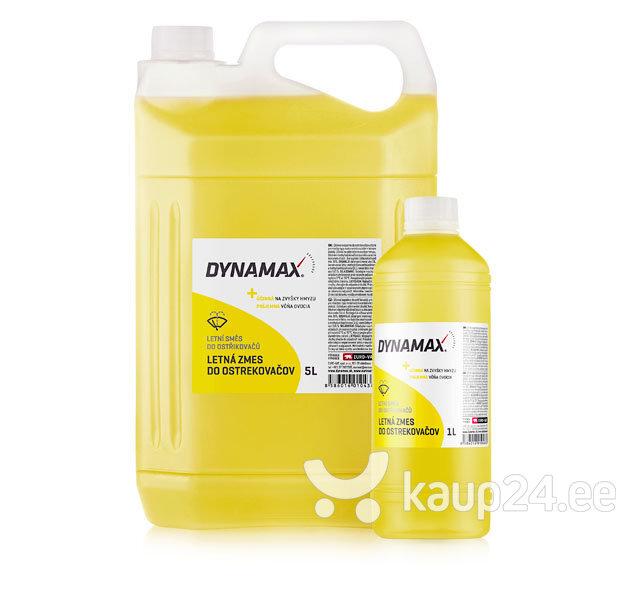Suvine klaasipesuvedelik Dynamax Summer Lemon, 5L