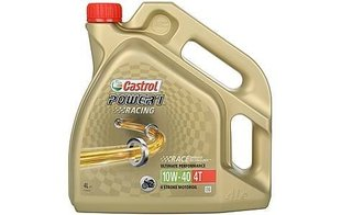 Mootoriõli Castrol Power Power 1 Racing 4T 10W40, 4L