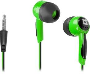 Kõrvaklapid Deffender Basic 604, roheline