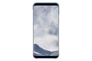 Kaheosaline ümbris sobib Samsung galaxy S8 G955 Plus, sinine цена и информация | Чехлы для телефонов | kaup24.ee