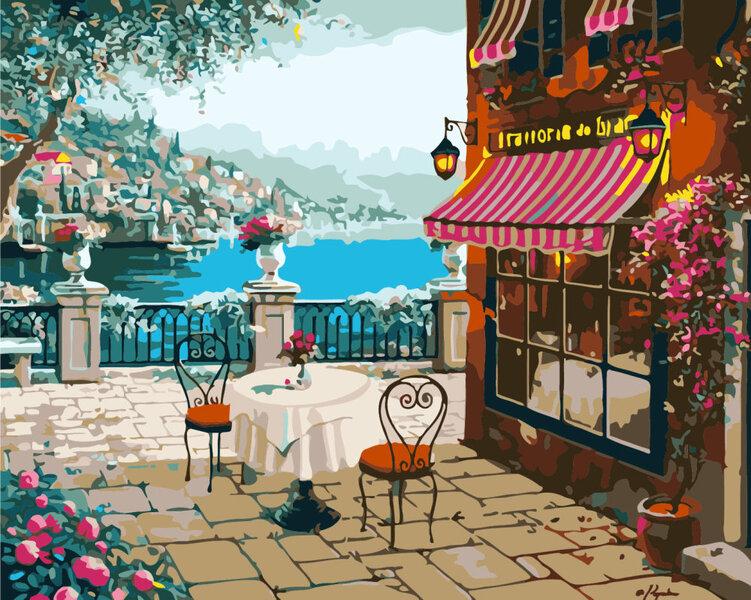 Maali komplekt Kohvik kaldal, GX7247