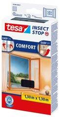 Sääsevõrk aknale Comfort must 1,3mx1,3m