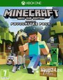 Mäng Minecraft Favourites Pack, Xbox ONE