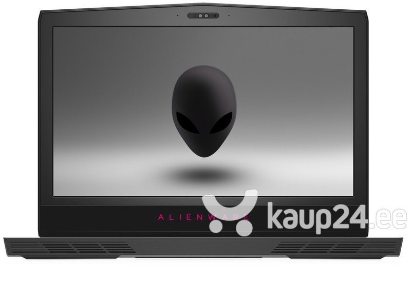 Sülearvuti Dell Alienware 17 i7-7700HQ 16GB 1TB+512GB WIN10