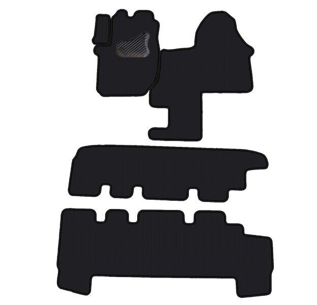 Comfort RENAULT TRAFIC 8 vietu (II rinda ar vadiem) MAX 4  , Велюровое покрытие цена и информация | Tekstiilmatid | kaup24.ee