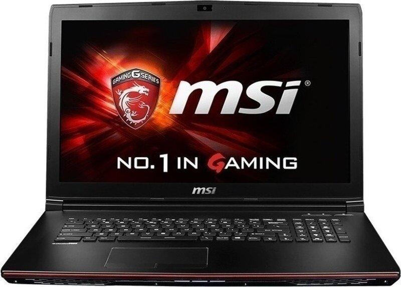 Sülearvuti MSI Leopard Pro GP72VR 6RF (7RF-261NL)