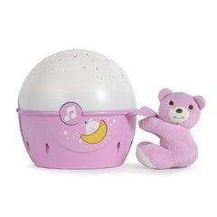 Lastetoa uneprojektor Chicco, roosa hind ja info | Imikute mänguasjad | kaup24.ee