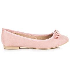 Naiste baleriinad, roosa