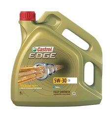 Mootoriõli Castrol Edge Titanium FST C3 5W30, 4L