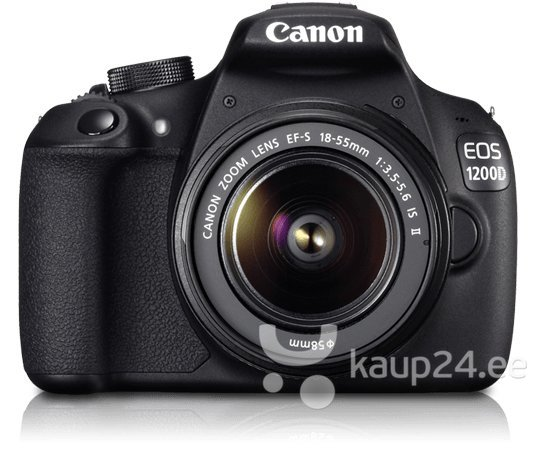Canon EOS 1200D 18 55 IS II