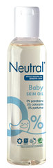 Beebiõli Neutral Baby Oil 150 ml