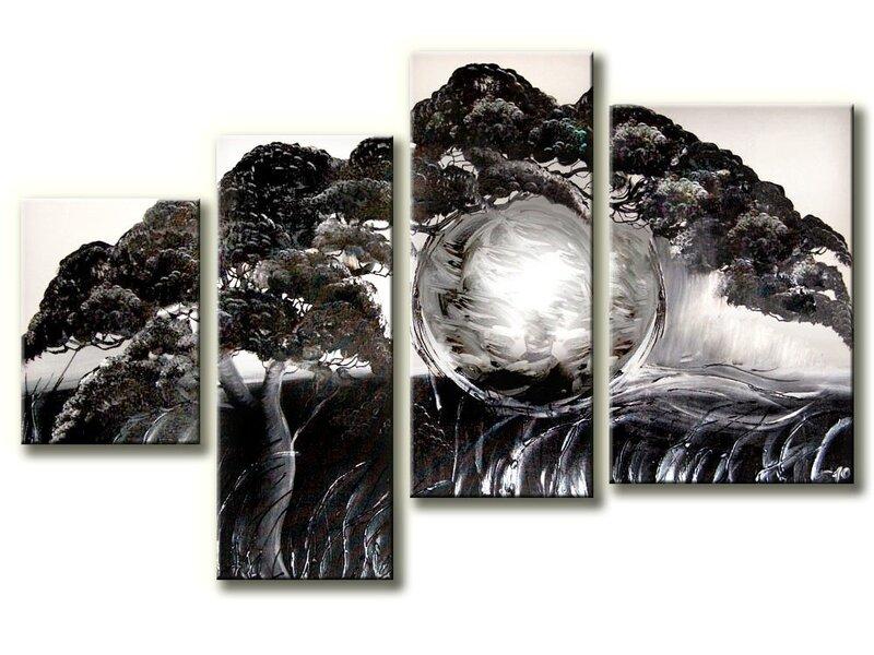 Модульная картина 4 части цена и информация | Seinapildid | kaup24.ee