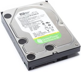 Western Digital AV-GP 3TB IntelliPower SATA3 64MB WD30EURX hind ja info | Sisemised kõvakettad (HDD, SSD, Hybrid) | kaup24.ee