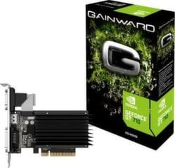 Gainward GeForce GT710 SilentFX 2GB DDR3 PCIE 426018336-3576