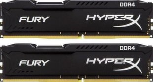 Kingston HyperX Fury, 2x16GB, DDR4 (HX424C15FBK2/32)