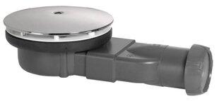 Сифон для душевого поддона Wirquin 90 мм Slim цена и информация | Сифоны | kaup24.ee