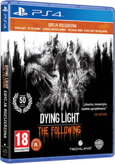 Mäng Dying Light The Following Enchanced Edition, PS4