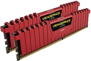 Corsair Vengeance® LPX 32GB 3000MHz DDR4 C15 KIT OF 2 CMK32GX4M2B3000C15R