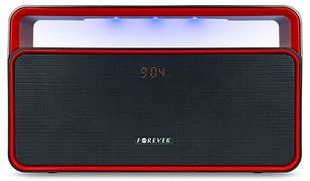 Kõlar Forever BS-600 BT 4.1 + FM/microSD, Punane hind ja info | Kõlarid | kaup24.ee