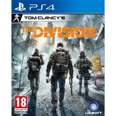 Mäng Tom Clancy's The Division, PS4