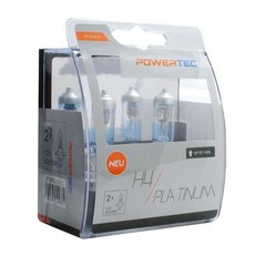Pirnid M-Tech Powertec Platinum H4 12V, 2 tk