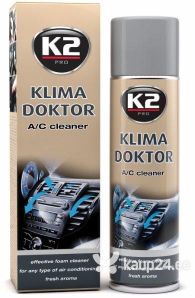 Auto konditsioneeri puhasti K2 Klima Doctor, 500 ml