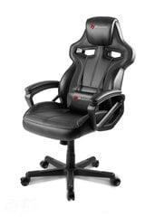 Arvutitool Arozzi Milano Gaming Chair, must