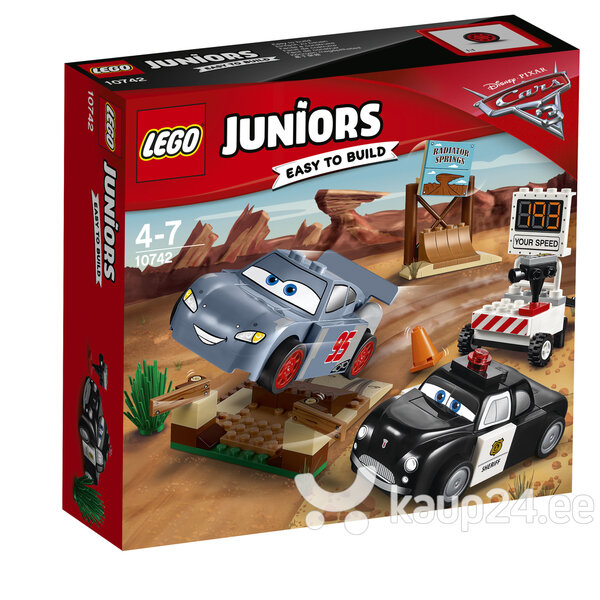 10742 LEGO® JUNIORS Willy mägirallikool