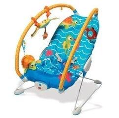 Детское кресло-качалка Tiny Love Under the Sea