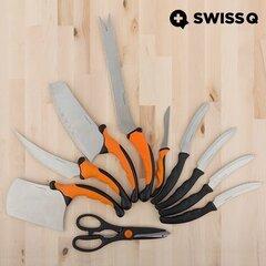 Nugade komplekt Swiss Q Ergo, 10-osaline