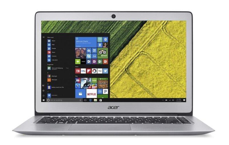 Sülearvuti Acer Swift SF314-51 (NX.GKBEL.007)