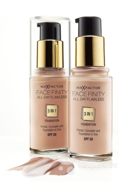 Тональный крем Max Factor Face Finity All Day Flawless 3in1 30 ml